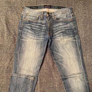 Slim lucky brand jeans